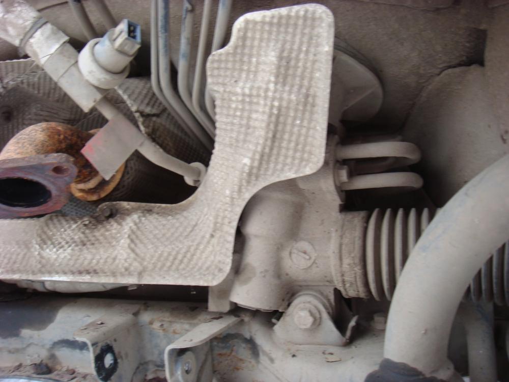 Замена рулевой рейки форд фьюжн 1.6 своими руками